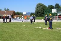 Člansko tekmovanje GZ Mengeš in tekmovanje za pokal Loke, 17.6.2012